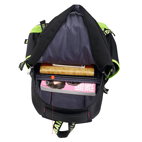 New Mochilas Meninos Double Shoulder Schoolbag Image 4