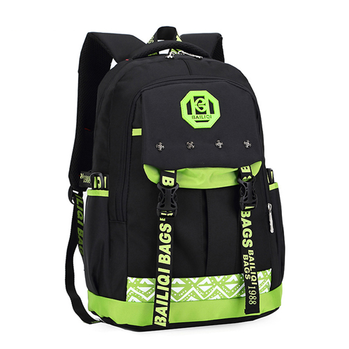 New Mochilas Meninos Double Shoulder Schoolbag Image 5
