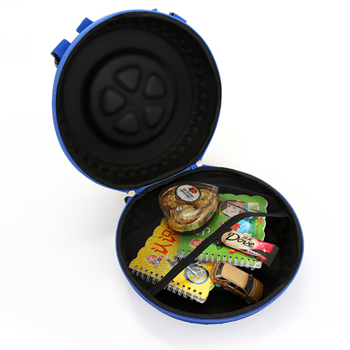 3D Creative Mini Wheel Shaped Bag Image 4