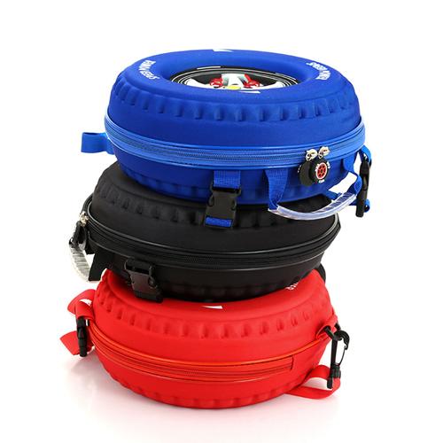 3D Creative Mini Wheel Shaped Bag Image 5