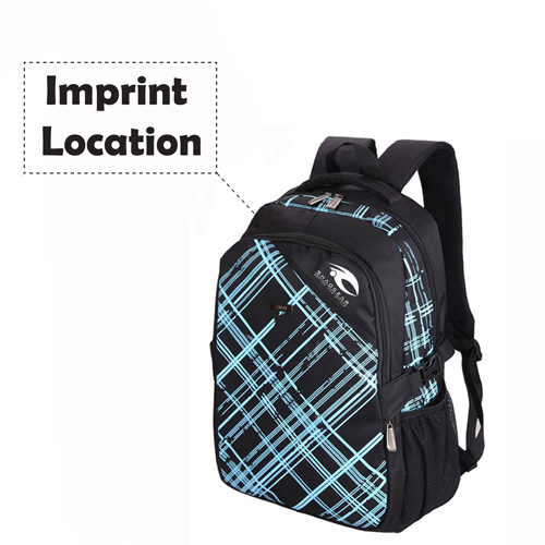 Brand New Waterproof Children Backpack Imprint Image