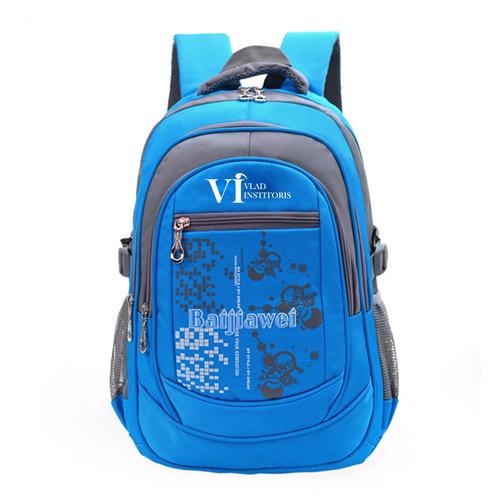 Mochila Children Zipper Backpack