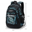 New Mochila Children Zipper Nylon Backpack Image 3