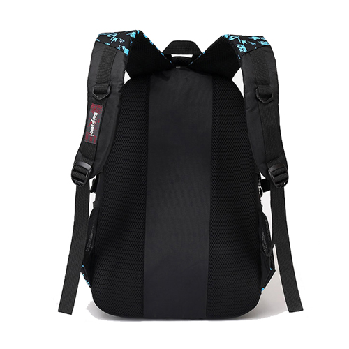 New Mochila Children Zipper Nylon Backpack Image 4
