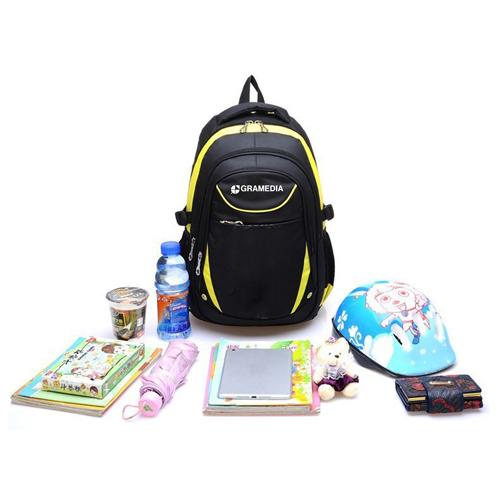 Oxford Children Zipper School Bag