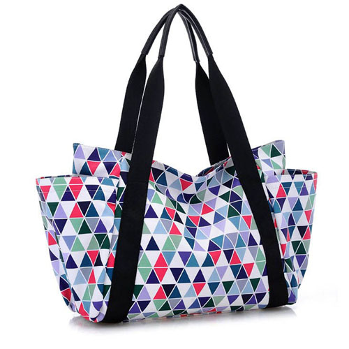 Women Messenger Geometric Handbags