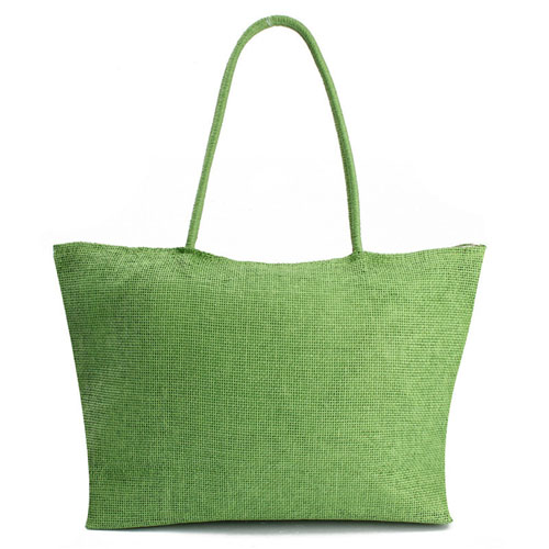 Woven Shoulder Tote Beach Bag