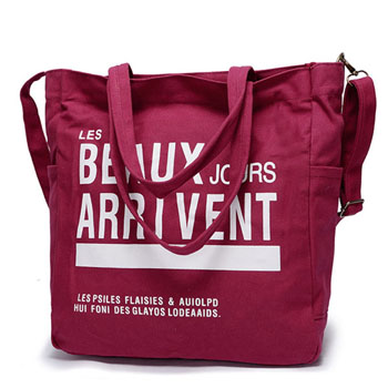 Casual Canvas Women Beach Bags