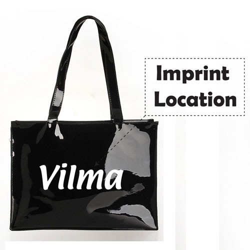 Waterproof Storage Shopping Handbags Imprint Image
