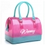Women Jelly Crystal Beach Bags