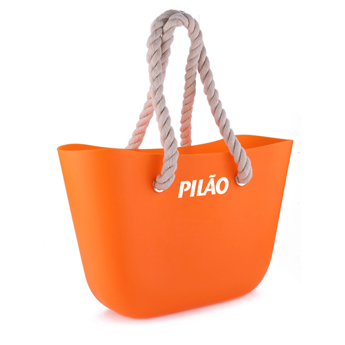 Women Silicone Beach Bag