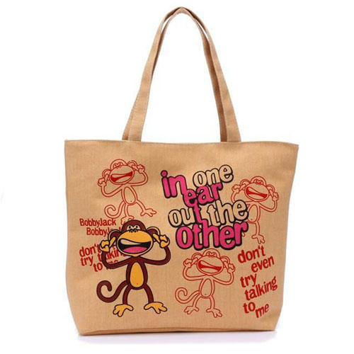 Women Casual Tote Beach Bag Image 2