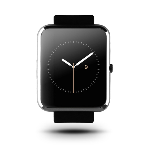 LCD Touch Screen Bluetooth Smart V1 Watch