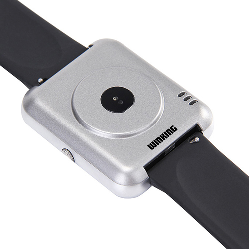 LCD Touch Screen Bluetooth Smart V1 Watch Image 5