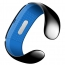 OLED Touch Screen Bluetooth Bracelet Smart Wristwatch Image 3