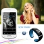 OLED Touch Screen Bluetooth Bracelet Smart Wristwatch Image 5