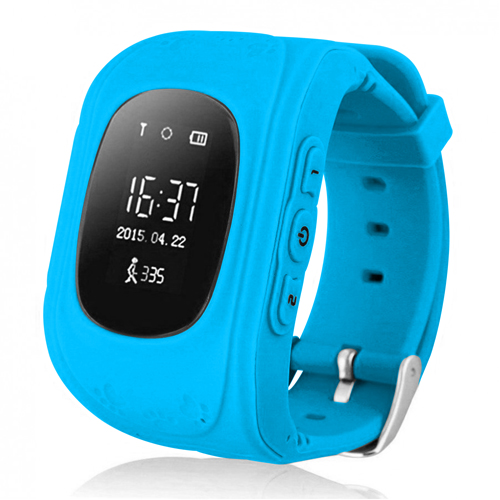 Children Tracker Anti-Lost Smart Watch