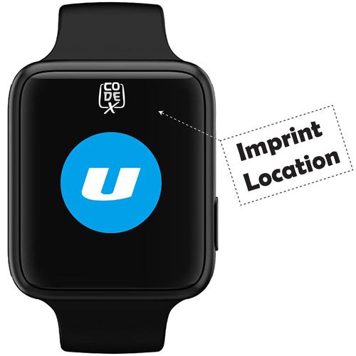 Trendy uWear BT Smart Wrist Watch Imprint Image