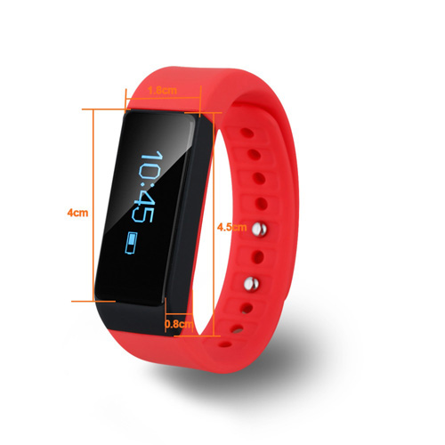 Waterproof OLED Sports Smart Bracelet Image 4