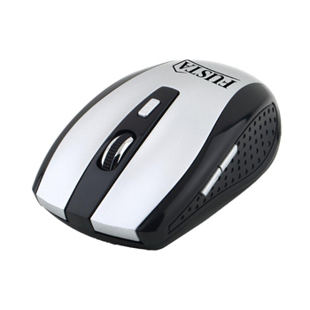 2.4GHz Wireless Optical Mouse With USB Receiver