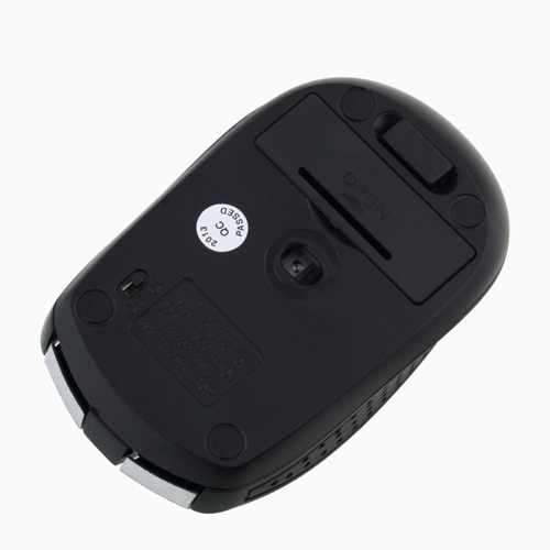 2.4GHz Wireless Optical Mouse With USB Receiver Image 4