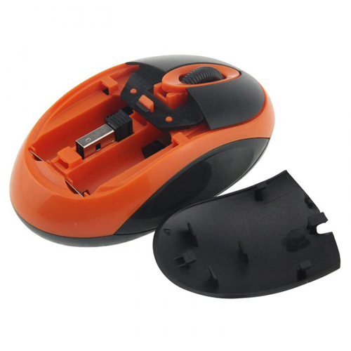2.4G Wireless Mini Cordless Optical Mice Image 4