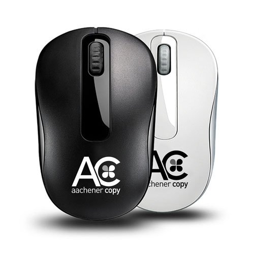 2.4GHz Wireless Optical Mouse With Nano Receiver